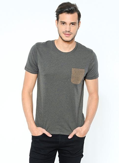 Selected Tişört Mavi